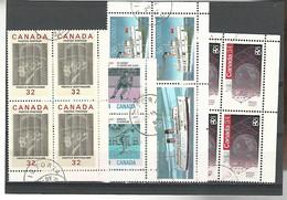54567 ) Collection Canada Block - Blocks & Sheetlets