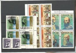 54570 ) Collection Canada Block - Blocks & Sheetlets