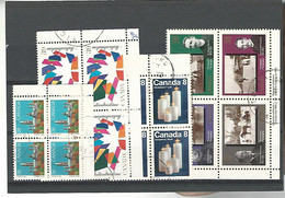 54571 ) Collection Canada Block - Blocks & Sheetlets