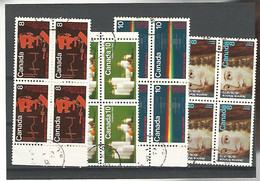 54572 ) Collection Canada Block - Blocks & Sheetlets
