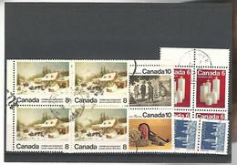 54576 ) Collection Canada Block - Blocks & Sheetlets