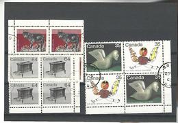 54582 ) Collection Canada Block - Blocks & Sheetlets