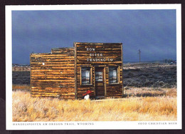 AK 001950 USA - Wyoming - Handelsposten Am Oregon Trail - Other