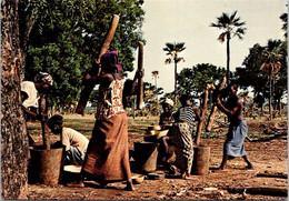 (4 A 29) Haute Volta - Upper Volta (now Call Burkina Faso) Posted 1985 - Wolonkoto - Burkina Faso