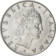 Monnaie, Italie, 50 Lire, 1955, Rome, TTB+, Stainless Steel, KM:95.1 - 50 Lire