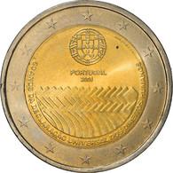 Portugal, 2 Euro, Human Rights, 2008, Lisbonne, SPL, Bi-Metallic, KM:784 - Portugal