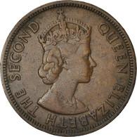 Monnaie, Chypre, 5 Mils, 1955, TB, Bronze, KM:34 - Chipre
