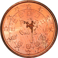 Portugal, Euro Cent, 2002, Lisbonne, TB+, Copper Plated Steel, KM:740 - Portugal