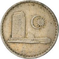Monnaie, Malaysie, 10 Sen, 1967, Franklin Mint, TB+, Copper-nickel, KM:3 - Malaysia
