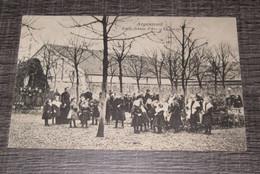 ARGENTEUIL école Jeanne D'Arc Le Jardin - Argenteuil