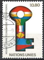 Nations Unies, Vereinte Nationen - Genf 1980. Mi.Nr. 88, Used O - Gebraucht