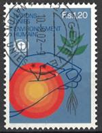 Nations Unies, Vereinte Nationen - Genf 1982. Mi.Nr. 106, Used O - Gebraucht