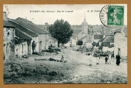 "VITREY  (52) : "" RUE DE LAMONT "" - Other Municipalities"