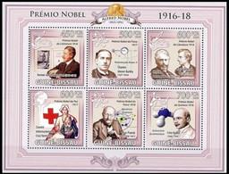 Guinée-Bissau Les Prix Nobel / De Nobelprijzen - Chimie/Chemie-Littérature/Literatuur-Physique/Natuurkunde - Max Planck - Fisica