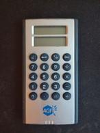 CALCULETTE AGF 5 X 10 Cms - Altri