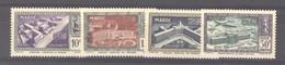 Maroc  :  Yv  302-04  +  Av 83  ** - Unused Stamps