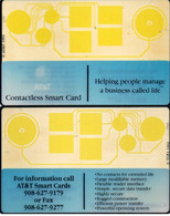 UNITED STATES - AT&T - SMART CARD - DEMO PROOF - CONTACTLESS SMART CARD - 1993 - Other