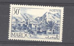 Maroc  :  Yv  305  ** - Unused Stamps