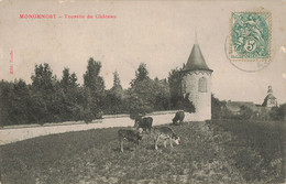 10 - AUBE - MONGENOST - Tourelle Du Château - CPA - Other Municipalities