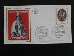 Lettre Cover Le Portugal Et Ses Timbres Salon Philatélique D'automne 1989 - Briefe U. Dokumente