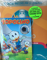 Topolino N.3420 Con Album Figurine Europei 2020 (sigillato) - Disney