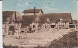 POGNY (51) - Usine BRANJON - Bon état - Autres Communes