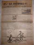 Le Journal 2 Septembre 1923 Tenor Van Dyck Italie Corfou Agriculteur Cheron Boxe Harry Greb Gorges Verdon Styx - Other