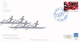 United Arab Emirates FDC 2004 Athens Olympic Games (LD39) - Zomer 2004: Athene