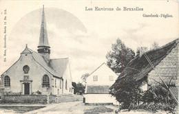 Belgique - Lennik - Les Environs De Bruxelles - Gaesbeek - L' Eglise - Nels Série 11 N° 212 - Lennik