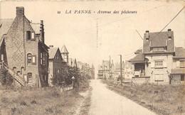 La Panne - Avenue Des Pêcheurs - De Panne