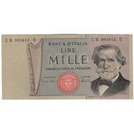 Billet, Italie, 1000 Lire, 1969-1981, KM:101d, SPL - 1000 Liras