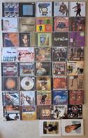 Lot 42 CD Albums NEUFS SOUS BLISTER/ OCCASION (tous Les Genres)  Tous Différents - Non Classificati