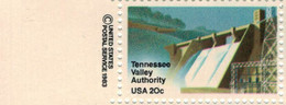 Tennessee Valley Authority 1983 [vgl. Oak Ridge National Laboratory Calutron Uran-Isotopentrennung] - Mit USPS-Allonge - Ungebraucht