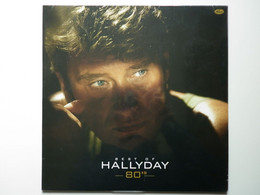 Johnny Hallyday Album 33Tours Vinyle Best Of 80's - Non Classificati