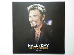 Johnny Hallyday Album 33Tours Vinyle Picture Disc Bercy 2003 - Non Classificati