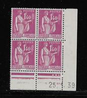 FRANCE  ( FCD3 - 1083 )  1937  N° YVERT ET TELLIER  N° 371   N** - 1930-1939