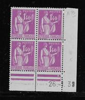 FRANCE  ( FCD3 - 1084 )  1937  N° YVERT ET TELLIER  N° 371   N** - 1930-1939