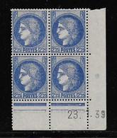 FRANCE  ( FCD3 - 1088 )  1937  N° YVERT ET TELLIER  N° 374   N** - 1930-1939