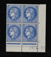 FRANCE  ( FCD3 - 1090 )  1937  N° YVERT ET TELLIER  N° 374   N** - 1930-1939