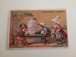 CHROMO  LIEBIG-D.HUTINET-JEU DE CARTES - Liebig