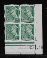 FRANCE  ( FCD3 - 1105 )  1938  N° YVERT ET TELLIER  N° 411   NSG - 1930-1939