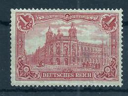 Deutsches Reich 94 A I *, Geprüft Jäschke-Lantelme - Ongebruikt