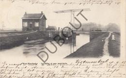 Postkaart/Carte Postale WESTMEERBEEK - La Nèthe Et Son Pont-levis (C931) - Hulshout