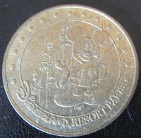 France - Médaille Disneyland / Mickey 2003 - Monnaie De Paris - 2003