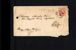 1867? - Austria Prepaid Cover - Postal Stationery - 5 Kr [B10_046] - Brieven En Documenten