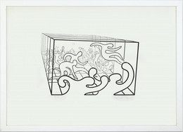 Victor Vasarely (1908-1997): Játék. Szitanyomat, Papír, Jelzett és Számozott (96-100). 25x39,5 Cm. Üvegezett Fa Keretben - Non Classificati