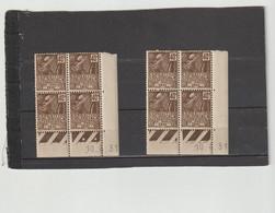 N° 271 - 40c FEMME FACHI - Planche M+N - Tirage Du 9.4.31 Au 26.6.31 - 10.04.1931 - 1930-1939