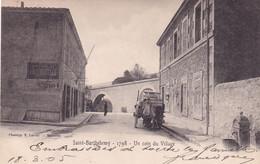 MARSEILLE  - SAINT-BARTHELEMY  - Un Coin Du Village - Altri