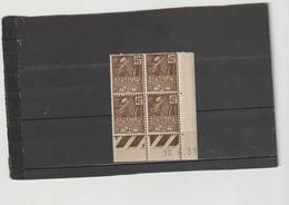 N° 271 - 40c FEMME FACHI - M De M+N - Tirage Du 9.4.31 Au 26.6.31 - 10.04.1931 - 1930-1939