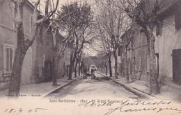 MARSEILLE  - SAINT-BARTHELEMY  - Le Grand Boulevard - Autres